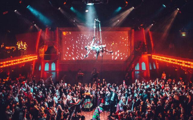 Secret Cinema - Moulin Rouge Show