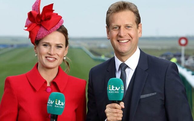 ITV Racing - Ed and Francesca