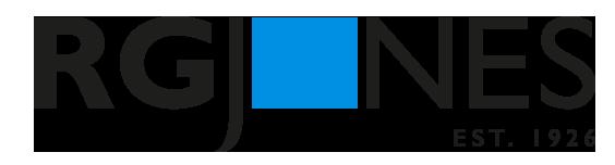 RG Jones - Logo