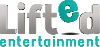 Lifted Entertainment - Logo